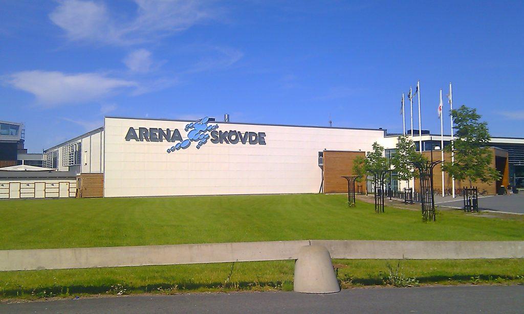 Arena Skövde – ett äventyr