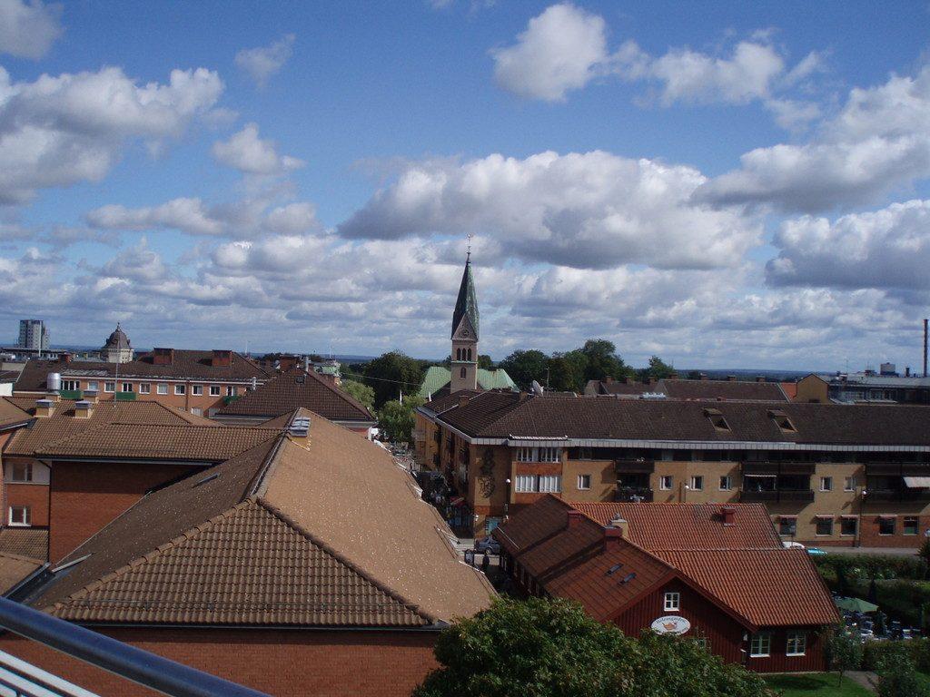 Skövde – en liten storstad